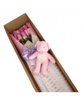 Caja de Rosas Lulabú